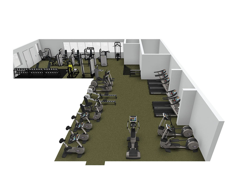 Gym Installations from GWD Corporate Wellness